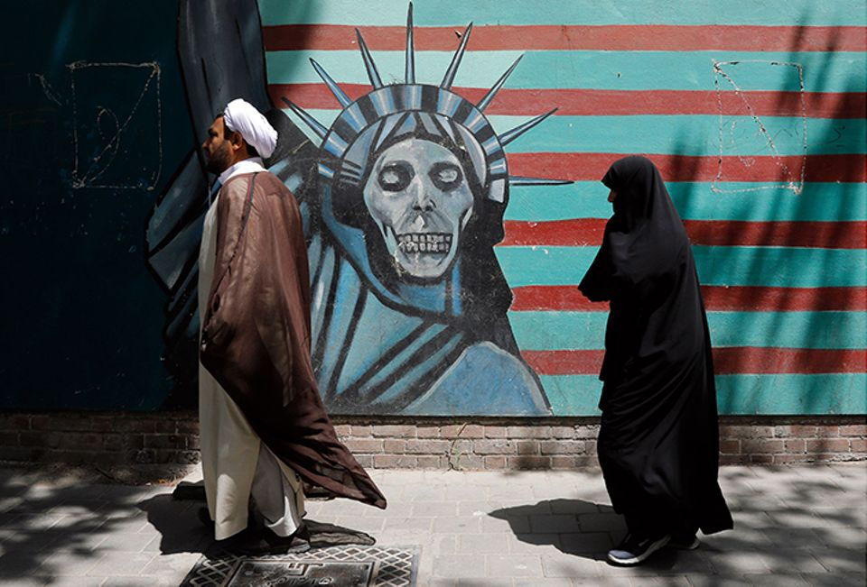 U S Takes Aim At Iran Threatens